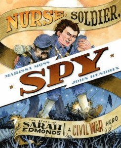 Nurse soldier spy