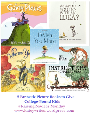 5 Fantastic Picture Book Gifts for Grads