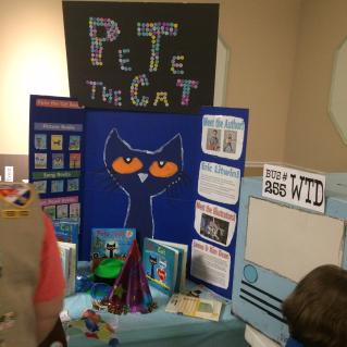 pete the cat promo